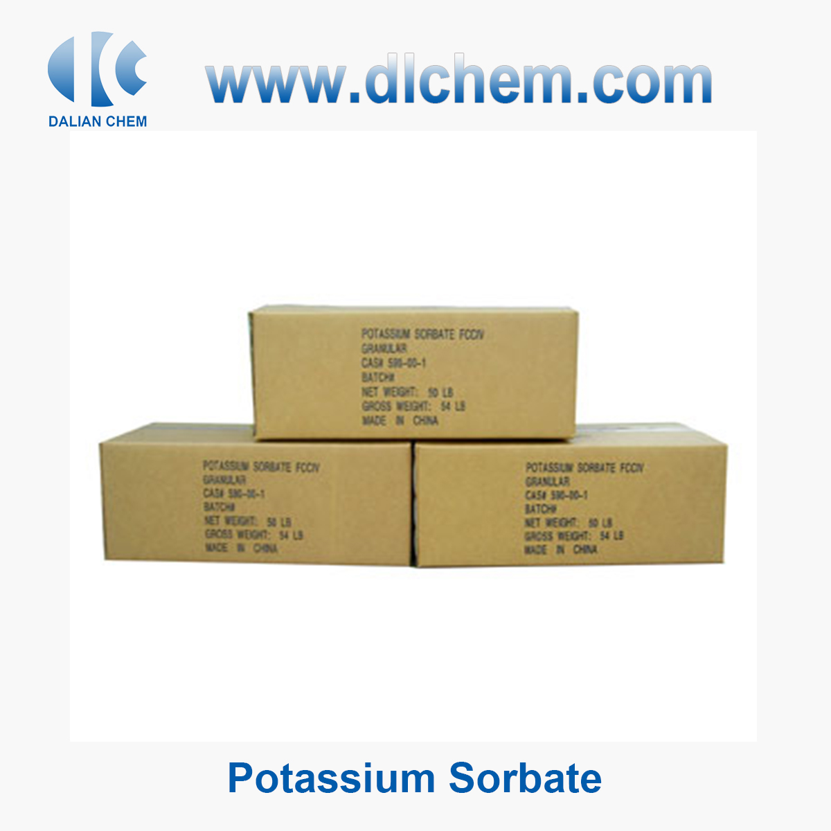 High Purity FCCIV Potassium Sorbate with Great Quality