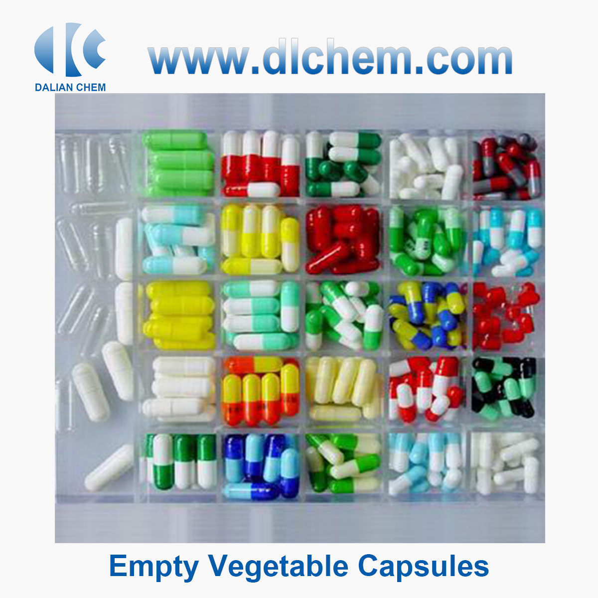 Empty Vegetable Capsules