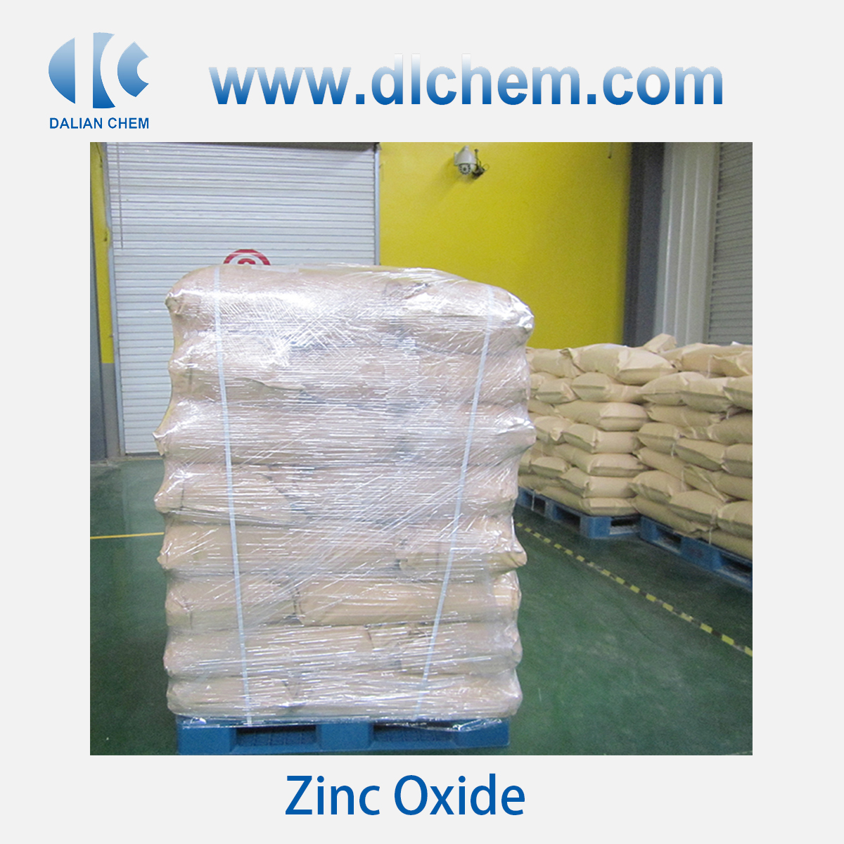 High Quality Feed Grade Zinc Oxide Factory Supplier in China
